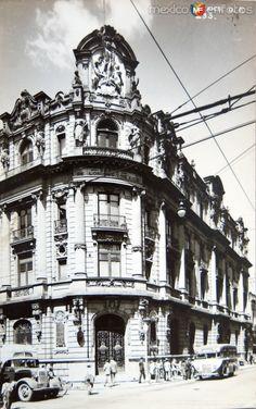 Fotos de Ciudad de México, Distrito Federal, México: Banco de Londres y Mexico