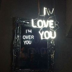sculpture aesthetic Here Not There Light Sculptures of Truthful Mirror Reflections With Hidden Messages by Camilo Matiz Double Sens, Neon Quotes, Sad Quotes, Neon Words, All Of The Lights, Neon Aesthetic, Neon Lighting, Chandelier Lighting, Light Art