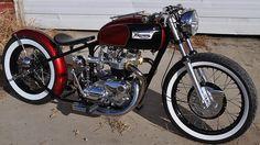 Triumph Bonneville Bobber | Custom Triumph Bobber Motorcycles - Parts and Complete Builds