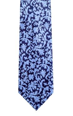 A new take on classic filigree, in this ITALO FERRETTI Silvi Marina Sky Blue Damask Handmade Silk Neck Tie!  |  Find yours! http://www.frieschskys.com/neckwear/ties  |  #frieschskys #mensfashion #fashion #mensstyle #style #moda #menswear #dapper #stylish #MadeInItaly #Italy #couture #highfashion #designer #shopping