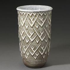 Maija Grotell Everson Museum of Art Collection, Purchase Prize Gift, Encyclopedia Brittanica, 11th Ceramic National, 1946