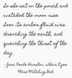 Their Eyes Were Watching God Essay Topics Zora Neale Hurston
