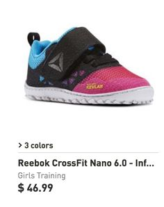 eca304e4b7a 2 for  40 Toddler Shoes AND 40% Off Select Styles at Reebok Toddler Shoes