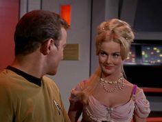 "Star Trek 1 x 17 ""The Squire of Gothos"" Venita Wolf as Yeoman Teresa Ross"