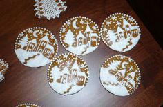 Gingerbread, Sugar, Cookies, Desserts, Inspiration, Food, Biscuits, Biblical Inspiration, Meal
