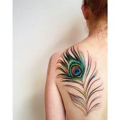 Tattoo Artist: Amanda Wachob.