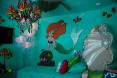 Under The Sea bedroom