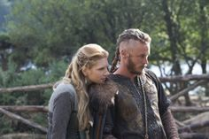 "History Channel's new series Vikings episode 3 ""Dispossessed"""