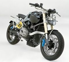 """BMW F800 - Builder Unknown"" !!!?? NOT ! Clearly it's a 1200 boxer"
