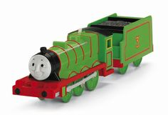 Trackmaster Henry - Shop Thomas is Number One for Thomas the Tank Engine toys!