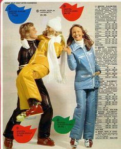 Kalle Anttila vuosi 1972 70s Fashion, Vintage Fashion, 1970s Toys, Old Commercials, Farmer's Daughter, Vintage Outfits, Vintage Clothing, Magazine Articles, Album Covers