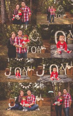 outdoor christmas pictures