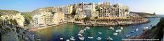 Isla de Gozo-XLENDI (Malta): playa de Xlendi