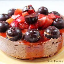 Torta de hojarasca con manjar – Mi Diario de Cocina Chocolate Cheesecake, Vegan Chocolate, Bakery Cakes, Snack, Vegan Vegetarian, Cooking Recipes, Easy, Desserts, Quiche