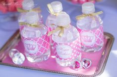 Instant Download DIY  Pink Princess Birthday by CupcakeExpress, $4.00