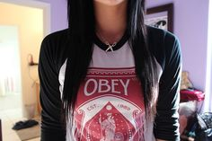 Obey, obsessed with this brand