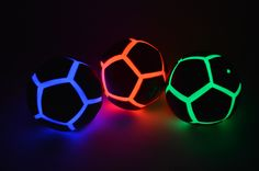 Night Sports Soccer Ball - need these for pratice.