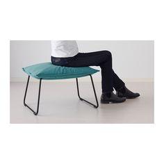 VILLSTAD Reposapeus - Samsta turquesa - IKEA