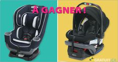 Vous aimeriez offrir le confort suprême au dernier ou à la dernière venue de la famille? Participez pour gagner un des deux sièges d'auto de marque Graco. Baby Car Seats, Children, Free Stuff, Coin Toss, I Win, Young Children, Boys, Kids, Child