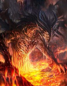 Dragon rojo legend of the cryptids: