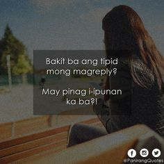 New quotes funny happy sad ideas Filipino Quotes, Pinoy Quotes, Tagalog Love Quotes, Memes Pinoy, Filipino Funny, Quotes Lost, New Quotes, Smile Quotes, Happy Quotes