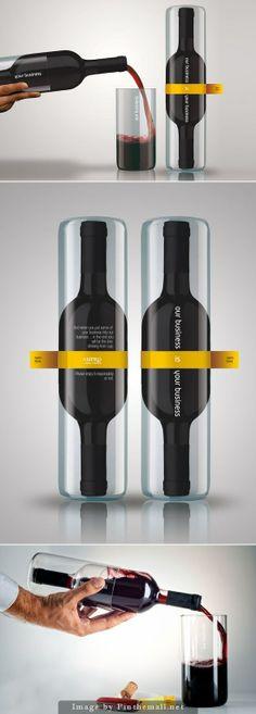 Ampro Design - The Design Business Bottle