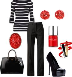 """""""Work Day Flyyy tues"""" by purlyte on Polyvore"""