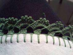 Picô em crochet