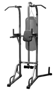 Deluxe Power Tower and Heavy Bag Stand Deal