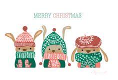 christmas lovely Illustration