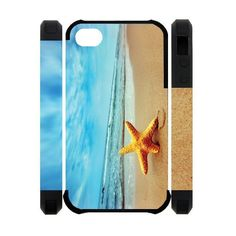 Love this -  3D Starfish Running Best Custom Cell Phone Case Cover for iPhone 4, iPhone 4S / http://www.mormonslike.com/3d-starfish-running-best-custom-cell-phone-case-cover-for-iphone-4-iphone-4s-8/