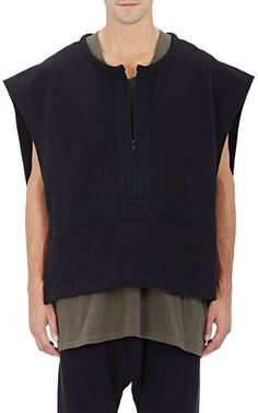Adidas Originals by Kanye West Yeezy Season 1 French Terry Vest