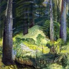 Trees by Emily Carr