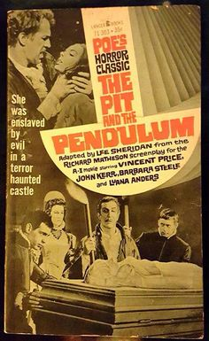 The Pit and the Pendulum.