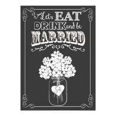 =>Sale on          	Eat Drink & Get Married Couples Shower Invitation           	Eat Drink & Get Married Couples Shower Invitation This site is will advise you where to buyThis Deals          	Eat Drink & Get Married Couples Shower Invitation Online Secure Check out Quick and Easy...Cleck See More >>> http://www.zazzle.com/eat_drink_get_married_couples_shower_invitation-161104912421177720?rf=238627982471231924&zbar=1&tc=terrest