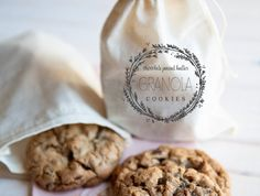 Whipperberry: Chocolate Peanut Butter Granola Cookies