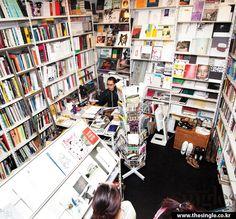 In Seoul, used bookstore Ga Ga Rin is where shoppers go for Art Books.