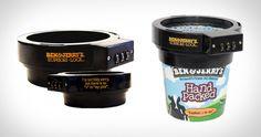 Tapa con candado para los helados Ben & Jerry's, $23 | 30 Regalos de último minuto para cualquier persona en tu vida
