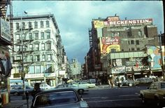 The New York City of the 1970s looked very different from the gentrified metropolis we know today. The Bowery, now lined with luxury apartme...