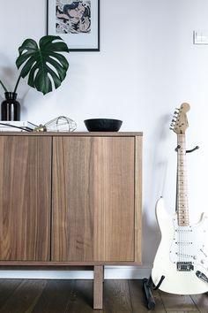 Ikea Stockholm sideboard, Odwzorowanie - Kreujemy autentyczne wnętrzna