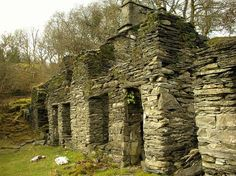 Rhiwddolion: North Wales Ghost Town was a former Quarrying Community  BEEN TO WALES but not here.