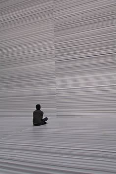 "Ryoji Ikeda's ""the transfinite"" @ Park Avenue Armory"