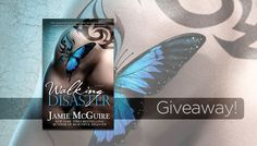 It's time for another book giveaway! One lucky reader of Oh Fifty will have a chance to win a copy of Walking Disaster by Jamie McGuire. This book is the highly anticipated sequel to Beautiful Disaster, written from the point of view of Travis Maddox. Find out how to enter below. It's time for another book giveaway! One lucky reader of Oh Fifty wil...