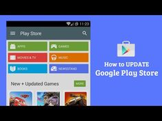 How to update the Google Play Store of any android device - TechZynga Blog