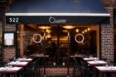 American Restaurant | West Village Restaurant | The Quarter