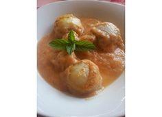 Receta de Sepia en salsa por Maria Antonia Cantalejo - Cocinario