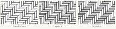 Hall Tiles, Tiling, Herringbone Pattern, Morocco, Patterns, Block Prints, Pattern, Models, Templates