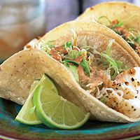 South Texas Fish Tacos w/ Adams Reserve spices and fresh cole slaw #TexFest