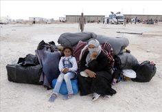 30 mil sirios están en la cerrada frontera turca