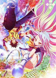 No Game No Life VOSTFR BLURAY | Animes-Mangas-DDL